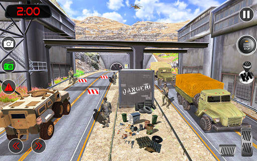 Mountain Truck Simulator: Truck Games 2020  screenshots 4