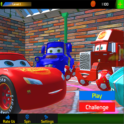 Baixar McQueen and Friends Racing Cars & Monster Trucks para Android