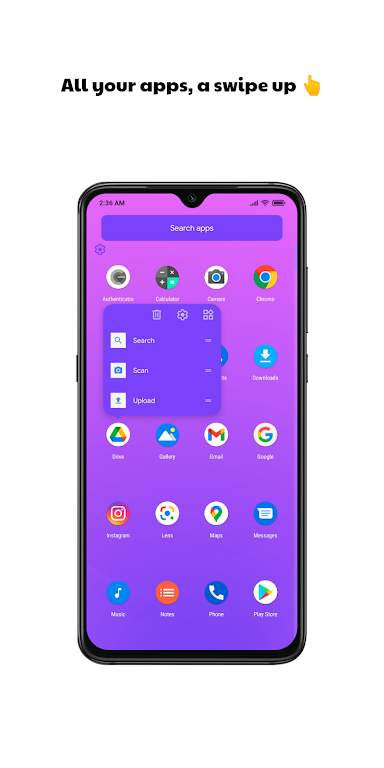 Milky Launcher Pro 🔹 Beautiful, Clean, Fresh 🌌  poster 1