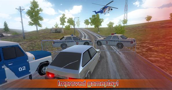 Driving simulator VAZ 2108 SE 1.25 Screenshots 2
