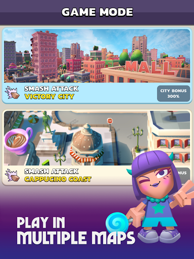 Go Big! - Smash Dash & Grow Battle Royale Game screenshots 20