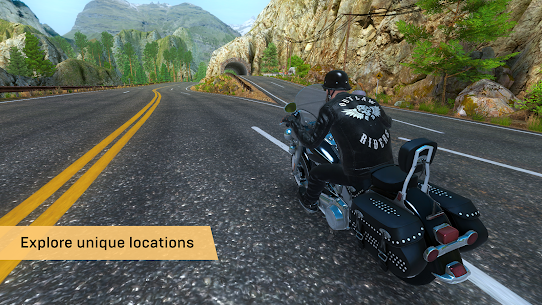 Outlaw Riders: War of Bikers 0.1.4 4