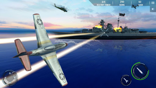 Helicopter Combat Gunship - Helicopter Games 2020 modavailable screenshots 16