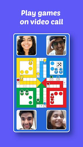Chirrup: Play Games on Video Call  screenshots 1