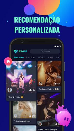 Zapee Status  Screenshots 1