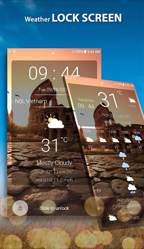 Weather Forecast 2020 - Live Weather 10.1.1 Screenshots 6