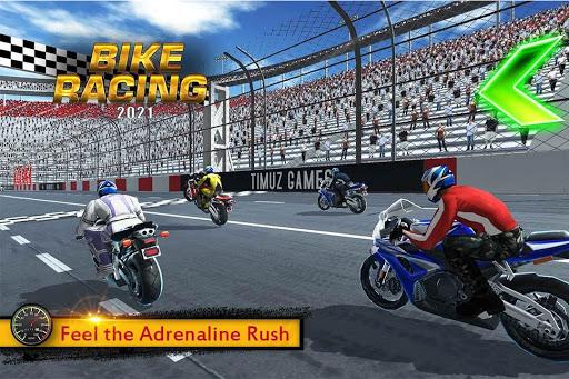 Bike Racing 2021 - Free Offline Racing Games 700102 Screenshots 6