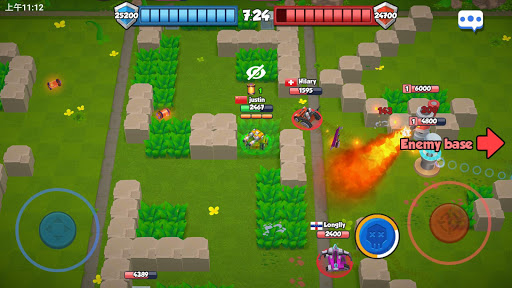 TankCraft 2: Build & Destroy screenshots 6