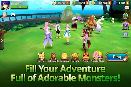 Monster super league mod apk