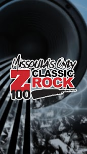 Z100 Classic Rock 7.18.0.38 Android Mod APK 1