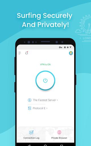 X-VPN - Free VPN proxy master & private browser apktram screenshots 1