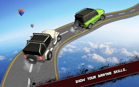 New Car Stunt Game 2021 : Jeep 4X4 Driving 2