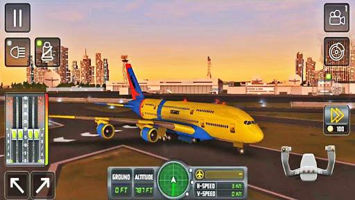US Airplane Pilot: City Flight 1.0 screenshots 9