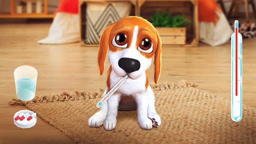 Tamadog - My talking Dog Game (AR) 1.0.1 screenshots 12