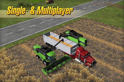Code Triche Farming Simulator 14 APK MOD (Astuce) screenshots 2