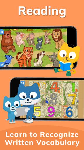 Studycat: Fun Spanish for Kids apktram screenshots 13