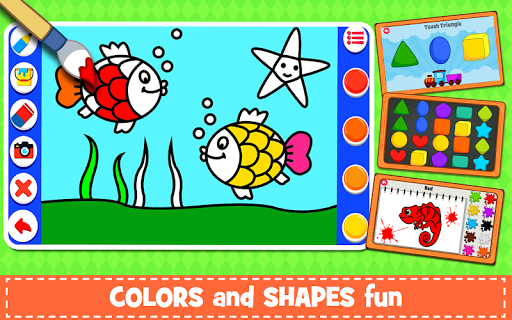 Kids Preschool Learning Games - 150 Toddler games 5.8 Screenshots 18