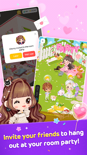 LINE PLAY - Our Avatar World  screenshots 6