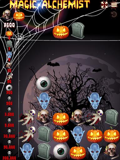 Magic Alchemist Halloween apkdebit screenshots 18