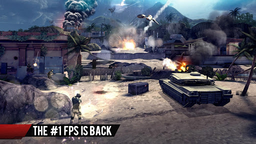 Modern Combat 4: Zero Hour  screen 2