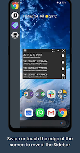 Overlays - Floating Apps Launcher Screenshot