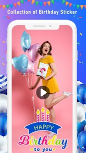 Birthday Video Maker with Song and Name 1.11 [Mod + APK] Android 2