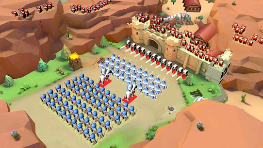 Empire Defense  Age of Stick War  Tower Defense Apk 3
