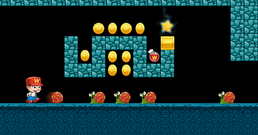 Super Bino Go 2 - Classic Adventure Platformer  screenshots 2
