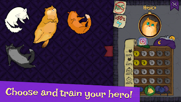 Cat Pow: Jump & Catch Mysterious Action