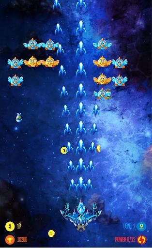 Chicken Shooter Galaxy invaders 1.1 screenshots 6