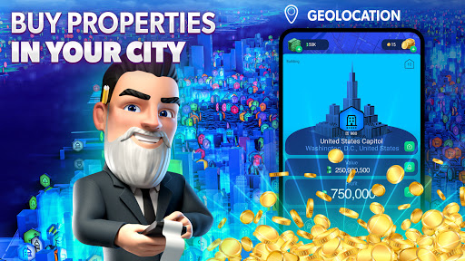 LANDLORD GO Business Simulator Games - Investing  screenshots 1