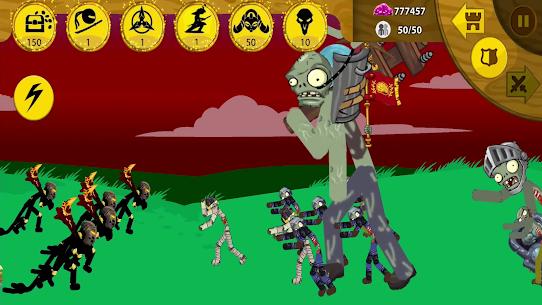 Stickman War 2 Mod Apk 1.0.0 (A Lot of Diamonds) 1