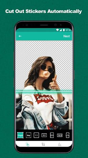 Sticker Maker - Make Sticker for WAStickers  screenshots 1