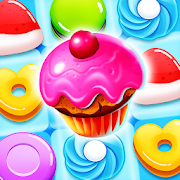 Cookie Burst Mania - Match 3 Games Free