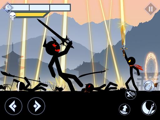 Supreme Stickman Shadow Legends: Sword Fight Games screenshots 9
