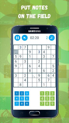 Sudoku: Train your brain screenshots 5
