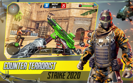 Counter Terrorist Strike Game u2013 Fps shooting games 1.8 screenshots 15