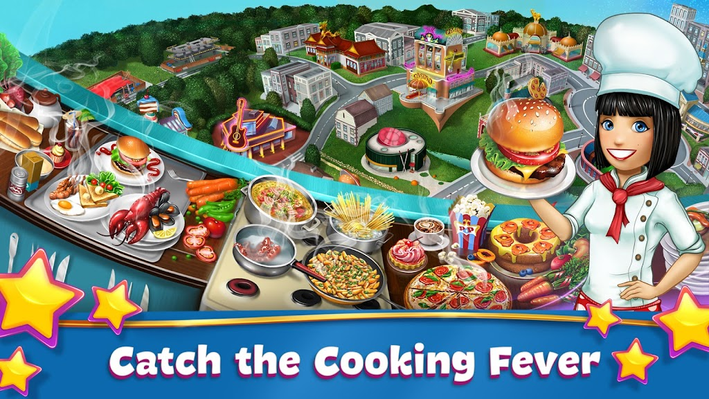 Cooking Fever: Restaurant Game poster 5