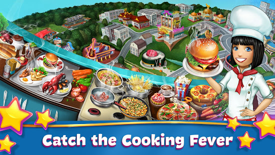 Cooking Fever – Restaurant Game Unlimited Money
