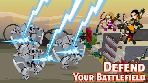 kingdom rush - king of defense screenshot 2