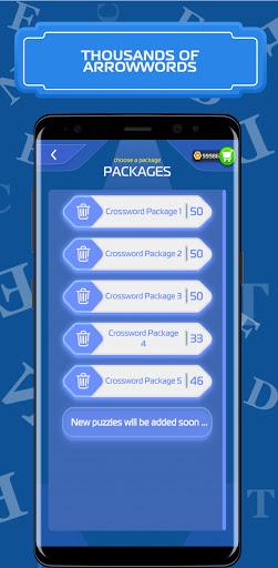 Crossword: Arrowword (FREE) apktram screenshots 2