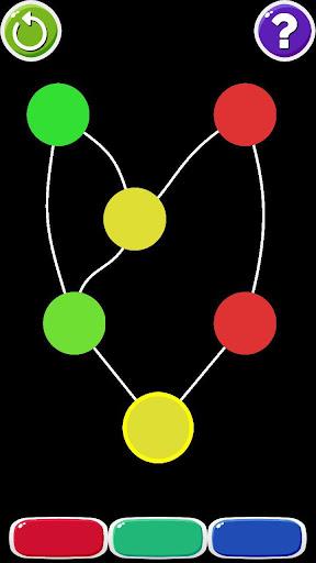 red green blue. color mix screenshot 2