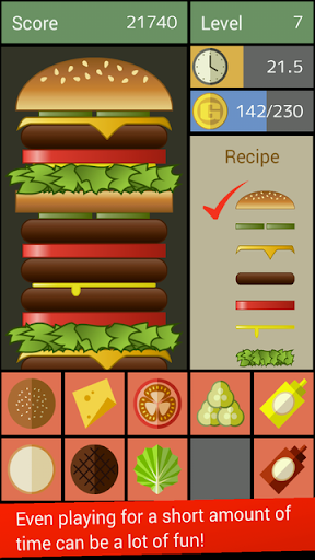 Hamburger  screenshots 5
