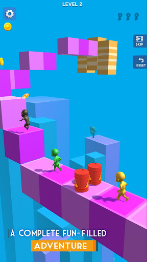 Tap Temple Run Race - Join Clash Epic Race 3d Game screenshots 3
