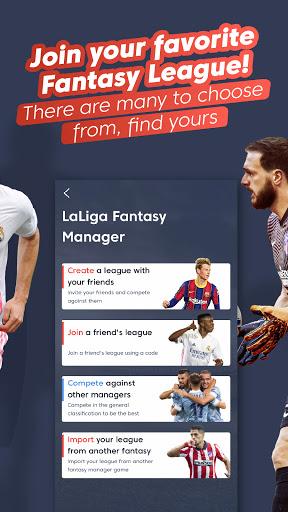 LaLiga Fantasy MARCAufe0f 2022: Soccer Manager 4.6.1.2 screenshots 3