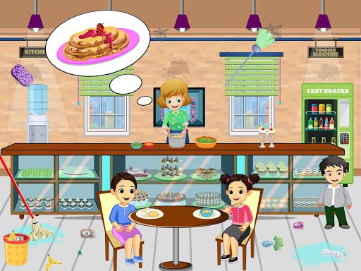 Pretend Play Hotel Cleaning: Doll House Fun 1.1.5 screenshots 5