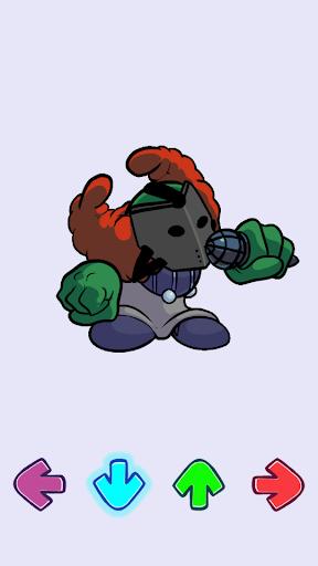 Friday Night Funkin Tricky Character Test apktreat screenshots 2