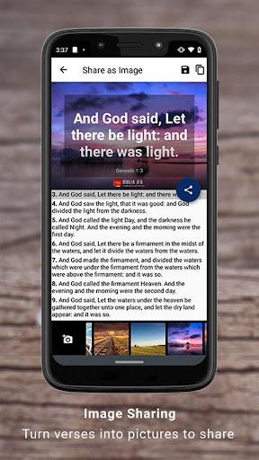 Bible Offline App Free + Audio, KJV, Daily Verse 8.5.4 Screenshots 7