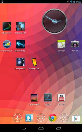 3D Image Live Wallpaper  screenshots 6