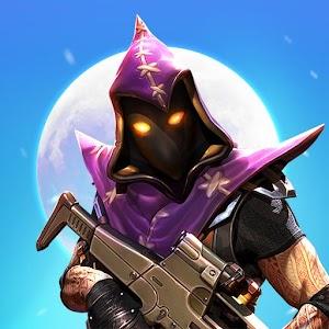 MaskGun Multiplayer FPS Free Shooter Game 2.611 by June Gaming logo